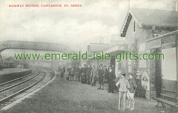 Derry - Castlerock - Railway Station