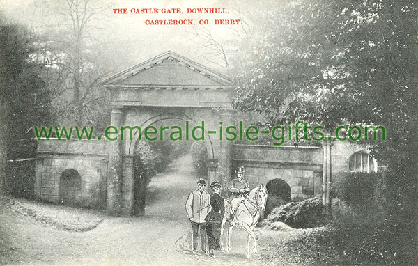 Derry - Castlerock - Castlegate, Downhill, Castlerock