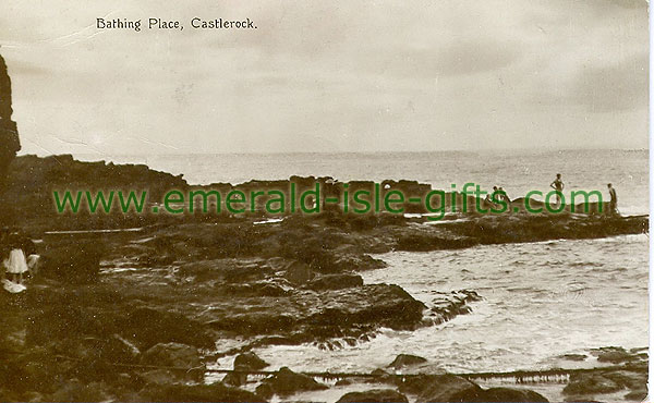 Derry - Castlerock - Bathing Place
