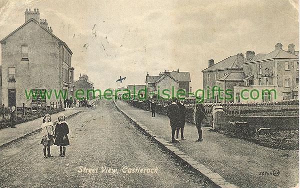 Derry - Castlerock - Street view