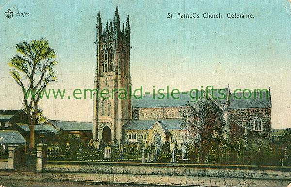 Derry - Coleraine - St Patrick