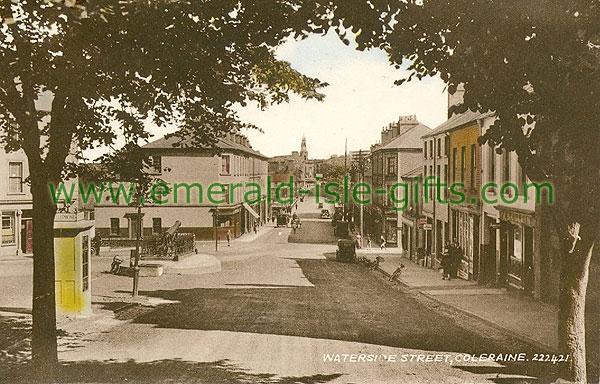 Derry - Coleraine - Waterside Street