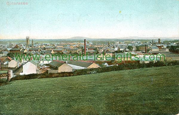Derry - Coleraine - Town view