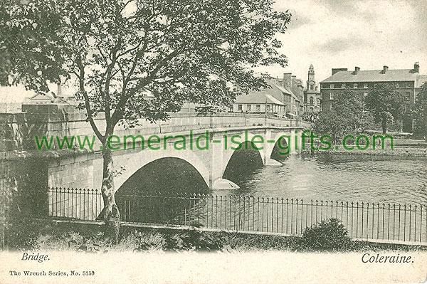 Derry - Coleraine - Bridge