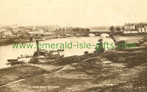 Derry - Coleraine - The River Bann