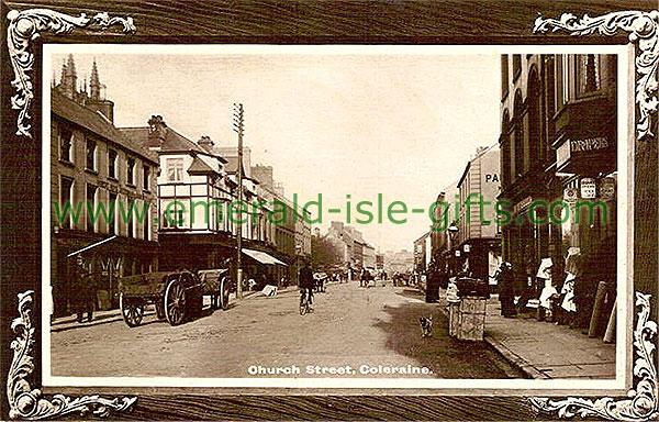 Derry - Coleraine - Church Street