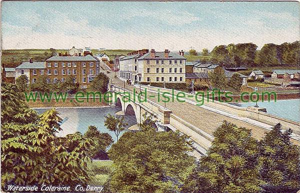Derry - Coleraine - The Waterside