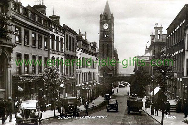 Derry - City - The Guildhall