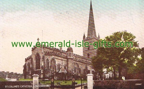 Derry City - St Columb