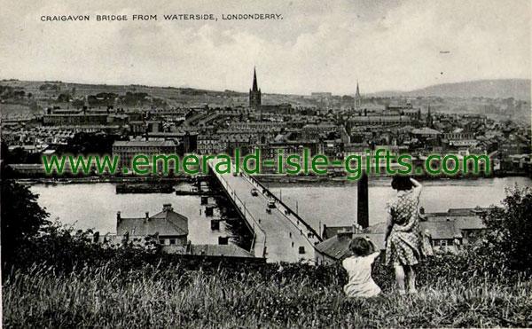Derry City - Craigavon Bridge - photo