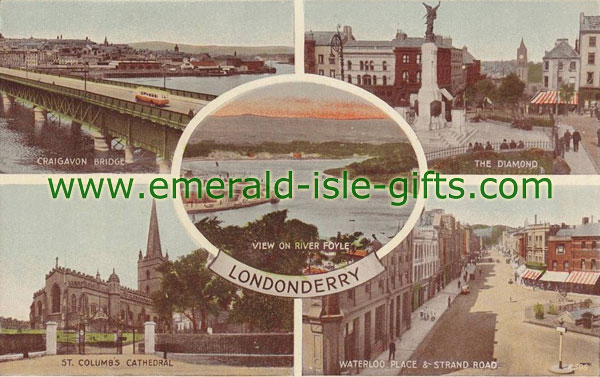Derry / Londonderry - Places of interest