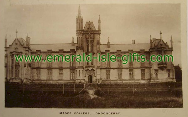 Derry City - Magee College - old photo