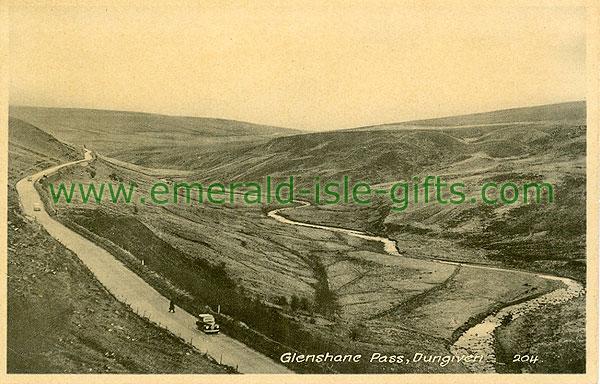 Derry - Dungiven - Glenshane Pass