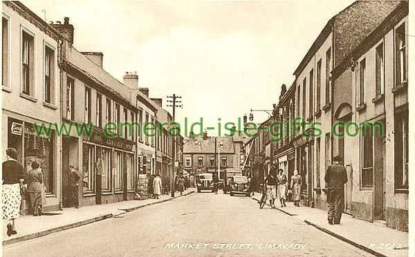 Derry - Limavady - Market Street