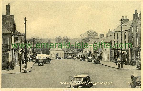 Derry - Magherafelt - Broad St