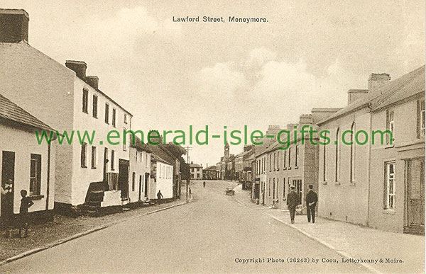 Derry - Moneymore - Lawford Street