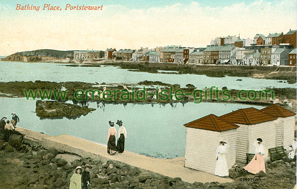 Derry - Portstewart - Bathing Place