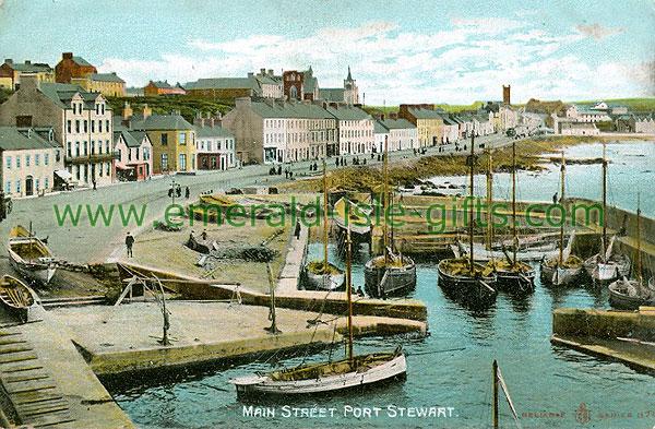 Derry - Portstewart - Main Street
