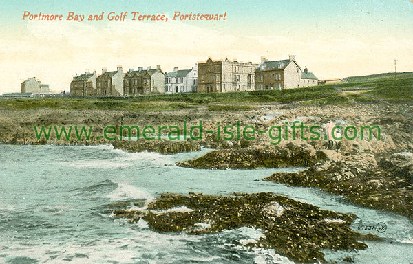 Derry - Portstewart - Portmore Bay and Golf Terrace