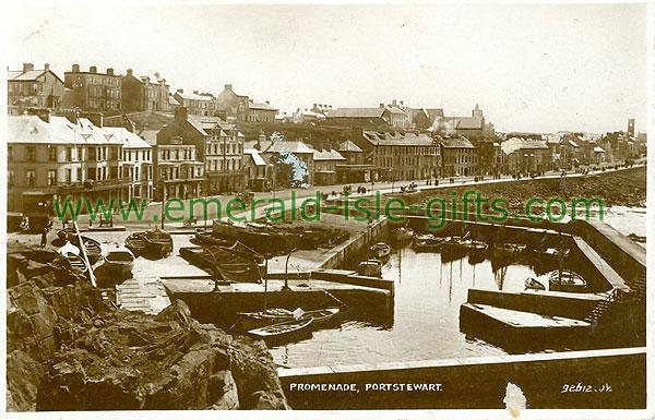 Derry - Portstewart - Promenade