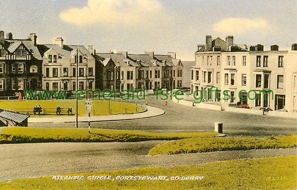 Derry - Portstewart - Atlantic Circle