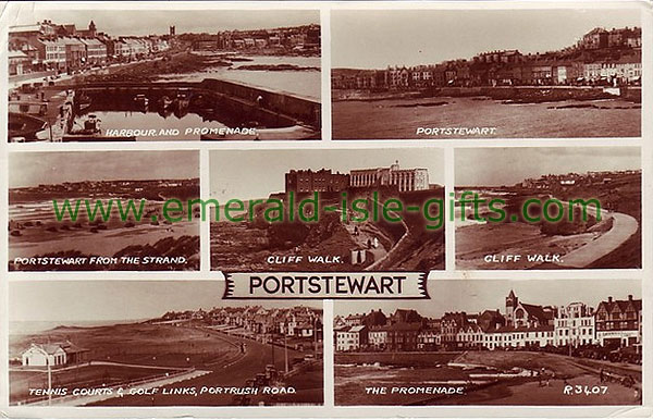 Derry -Portstewart - Multi-view