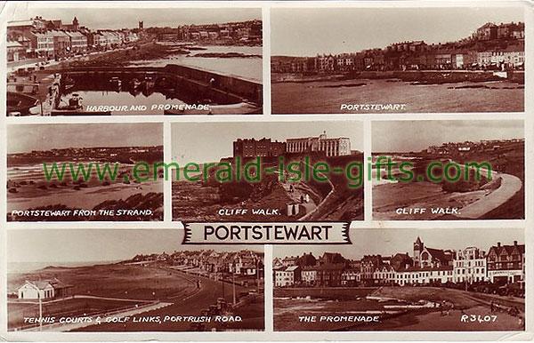 Derry -Portstewart - Multi-view