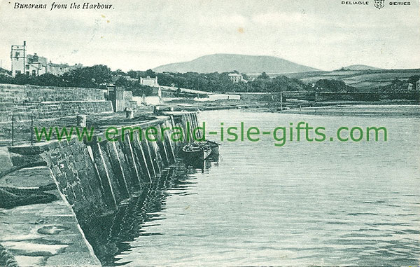 Donegal - Buncrana - Buncrana from the Harbour
