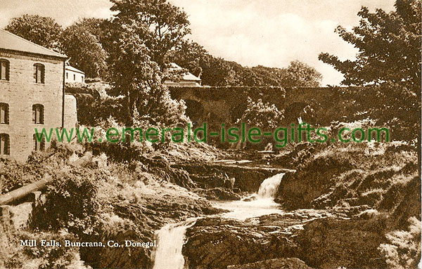 Donegal - Buncrana - Mill Falls