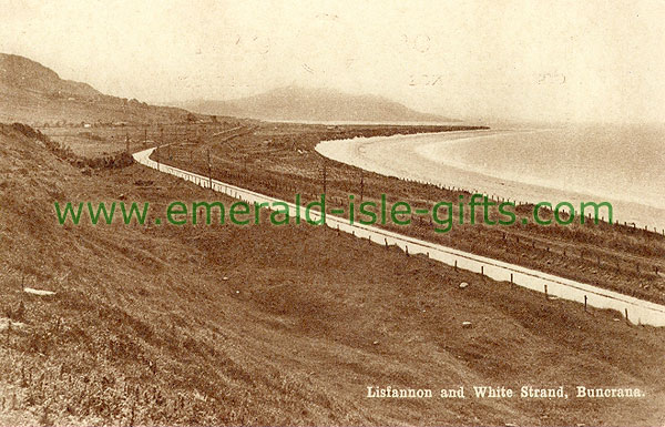 Donegal - Buncrana - Lisfannon and White Strand