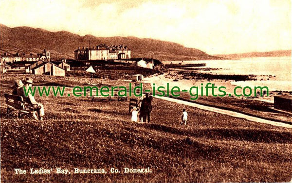 Donegal - Buncrana - The Ladies Bay