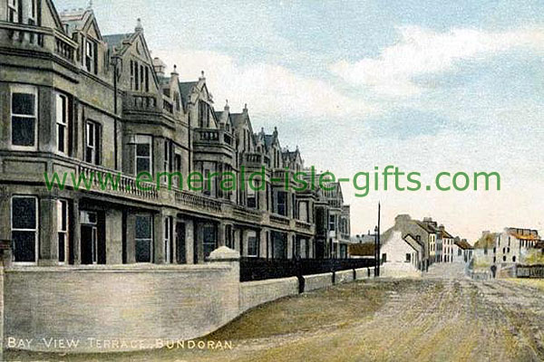 Donegal - Bundoran - Main Street view