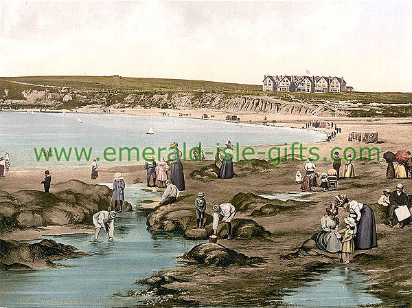 Donegal - Bundoran - A day at the beach