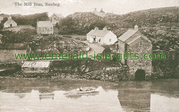 Donegal - Bunbeg - The Mill Brae