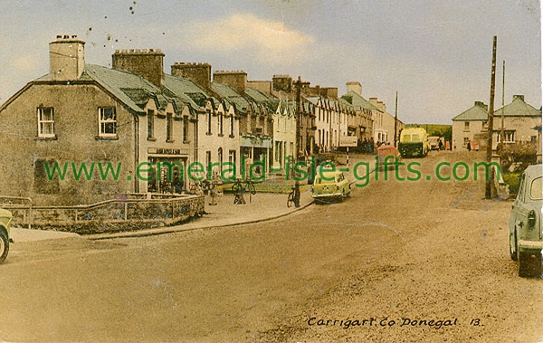 Donegal - Carrigart - Main St