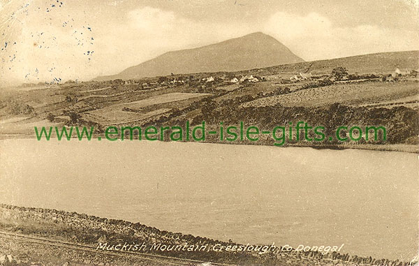 Donegal - Creeslough - Muckish Mountain