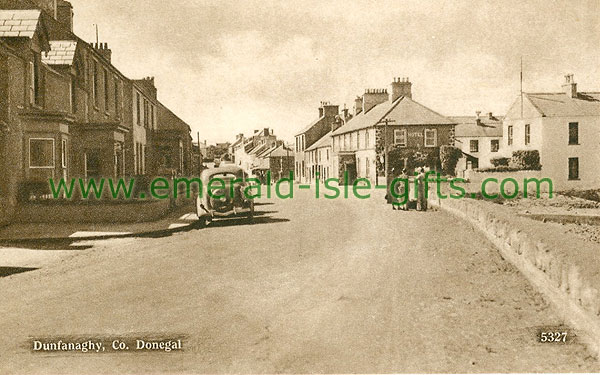 Donegal - Dunfanaghy - Main St
