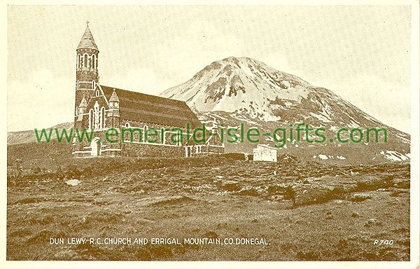 Donegal - Errigal - Dun Lewy Church