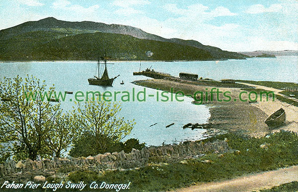 Donegal - Fahan - Fahan Pier, Lough Swilly