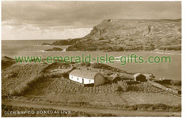Donegal - Glen Bay - Coastal view