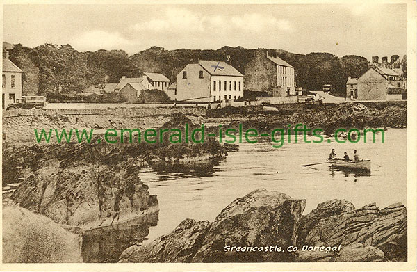 Donegal - Greencastle - Scenic view
