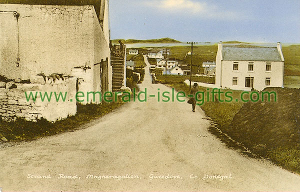 Donegal - Gweedore - Strand Road, Magheragalon