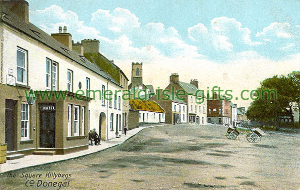 Donegal - Killybegs - The Square