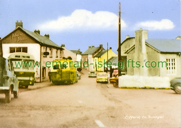 Donegal - Lifford - Town Scene