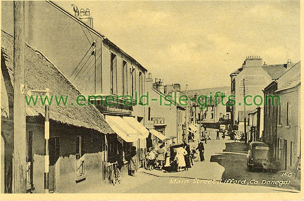 Donegal - Lifford - Main St