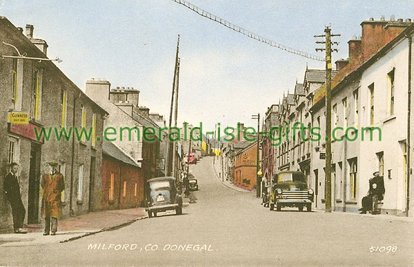 Donegal - Milford - Street View