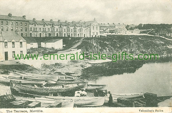 Donegal - Moville - The Terrace