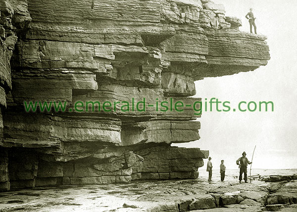 Donegal - Fishing at Muckish Cliffs
