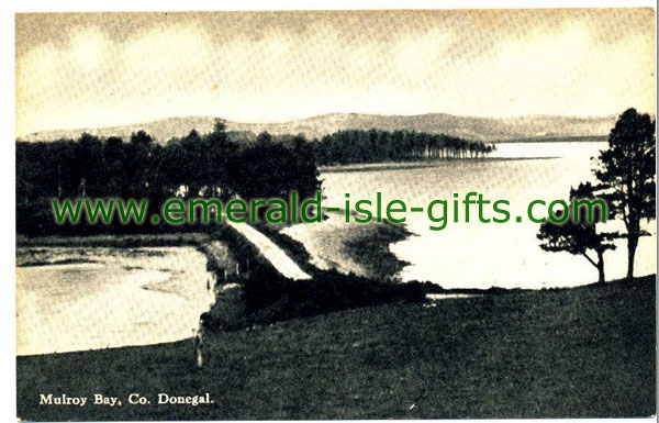 Donegal - Mulroy Bay - old image