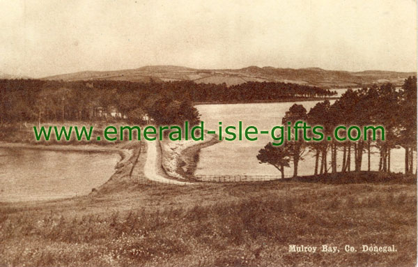 Donegal - Milford - Mulroy Bay - old